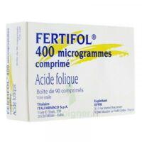 Fertifol 400 µg Cpr Plq/90 à VILLERS-LE-LAC