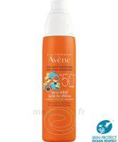 Acheter Avène Eau Thermale SOLAIRE Spray enfant 50+ 200ml à VILLERS-LE-LAC