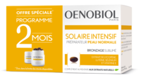 Oenobiol Solaire Intensif Caps Peau Normale 2*pot/30 à VILLERS-LE-LAC