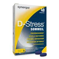 D-stress Sommeil Comprimés B/40 à VILLERS-LE-LAC