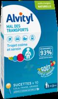 Alvityl Sucette Mal Des Transports B/10 à VILLERS-LE-LAC