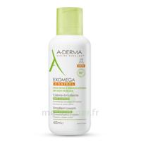 Aderma Exomega Control Crème émolliente Pompe 400ml à VILLERS-LE-LAC