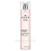 Eau Délassante Parfumante Nuxe Body100ml à VILLERS-LE-LAC