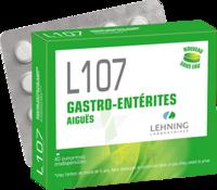 Lehning L107 Comprimés Orodispersibles 2plq Pvc/pvdc/alu/20 à VILLERS-LE-LAC