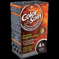 Color&soin Kit Coloration Permanente 4a Marron Glacé à VILLERS-LE-LAC
