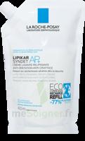 Lipikar Syndet Ap+ Crème Lavante Relipidante Eco-recharge/400ml à VILLERS-LE-LAC