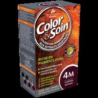 Color&soin Kit Coloration Permanente 4m Châtain Acajou à VILLERS-LE-LAC
