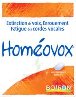 Boiron Homéovox Comprimés à VILLERS-LE-LAC