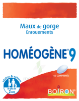 Boiron Homéogène 9 Comprimés à VILLERS-LE-LAC