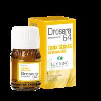 Lehning Drosera Complexe N°64 Solution Buvable En Gouttes Fl/30ml à VILLERS-LE-LAC