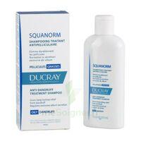 Ducray Squanorm Shampooing Pellicule Grasse 200ml à VILLERS-LE-LAC