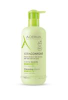Aderma Xeraconfort Crème Lavante Anti-dessèchement 400ml à VILLERS-LE-LAC