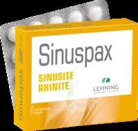 Lehning Sinuspax Comprimés à Croquer 3plq/20 à VILLERS-LE-LAC