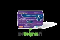 Fraction Flavonoique Mylan Pharma 500mg, Comprimés à VILLERS-LE-LAC