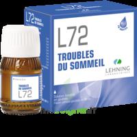 Lehning L72 Solution Buvable En Gouttes 1fl/30ml à VILLERS-LE-LAC