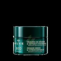 Nuxe Bio Masque Détoxifiant Eclat 50ml à VILLERS-LE-LAC