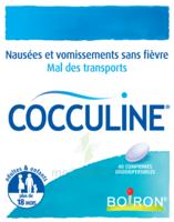 Boiron Cocculine Comprimés Orodispersibles B/40 à VILLERS-LE-LAC