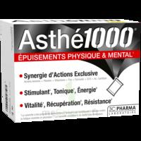 Asthe 1000 Poudre à Diluer épuisements Physique & Mental 10 Sachets à VILLERS-LE-LAC